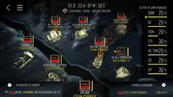 TC XB1 Clan War Win
