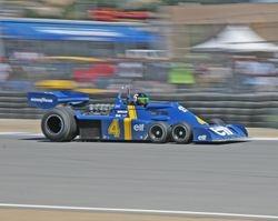 Patrick Depaillier's 1976 Tyrrell P34