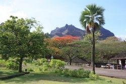 Marquesas Scenery - Nuku Hiva