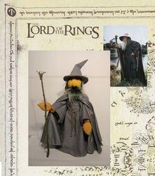 Gandalf Puppet Costume
