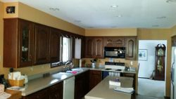BEFORE (Interior Kitchen)