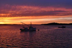 Sunset, Lubec, ME 3