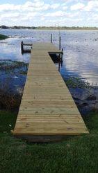 Resurface Dock