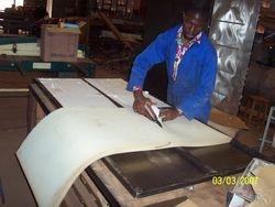Insulator to prevent heat losses