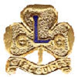 1930s Lone Guide Promise Badge