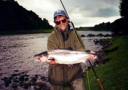 Dale on the Tay in Scotland