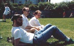 KEITH McALLISTER, IAIN CAMPBELL & ALAN RAEBURN