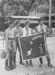 A Troop 40 Cdo Malaya 1951