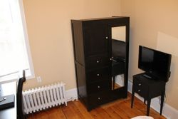 Wardrobe and tv