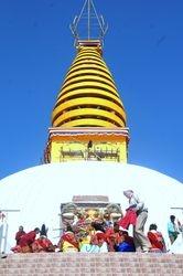 Swayambhu Mahachaitya, Lumbini