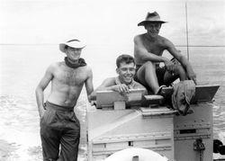 C Troop Pirate Patrol 1962