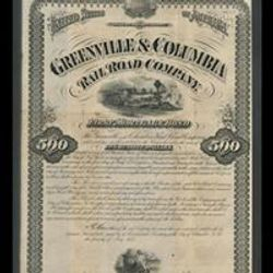 Greenville/Columbia Railroad