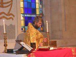 Censing the Altar