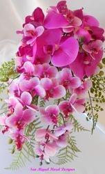 Cascading Bouquet   #B83