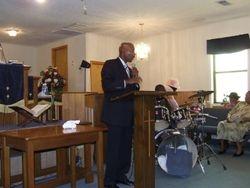 Dea. Theodore Patterson, Deacon's Chairman
