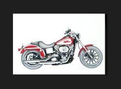 Harley Davidson     I/D 211B