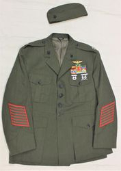 Marine Pilot, Captain, Veteran of 3-Wars: