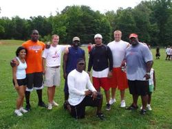 Coaches for sports camp and  speed clinic