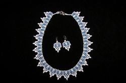 African Netted Necklace