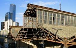 Old Rail Buildings
