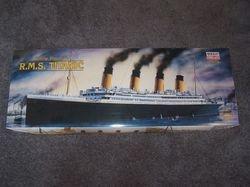 RMS Titianic - Minicraft