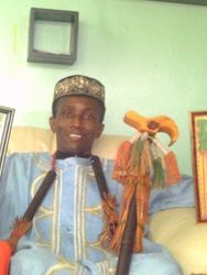 African Peace warrior