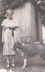 Della May (Brumbaugh) Garner (1896-1989)