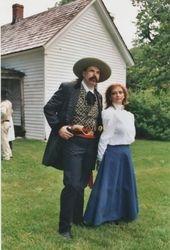 Rowdy Anne & me