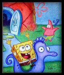 Spongebob n Patrick