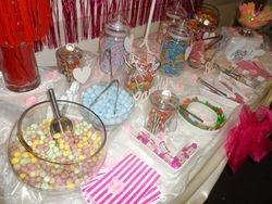 Candy buffet Hire, Birthdays.