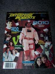 Enterpris Incidents - #25 - Fanzine