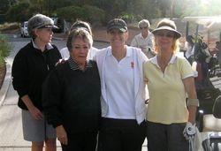 Sheryle, Kim, & Gayla