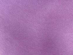 Purple satin!