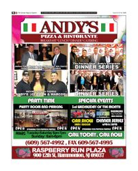 The Society Page en Espanol - ANDY'S RISTORANTE
