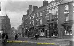 Bilston. c 1914.