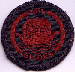 Land Ranger Homecraft Trade Badge 1950s/1960s