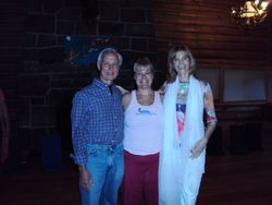 John Shumacher,  Patricia Walden and Me!