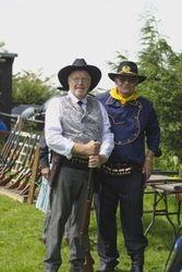 Captain Crocket and Crocket