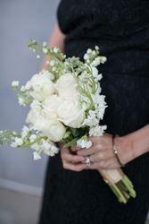 Simple Attendants' Flowers