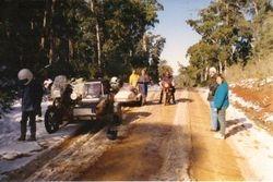 1993 A break on the trip