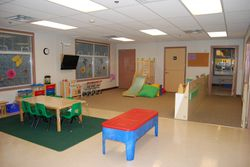 multi-age art/play space