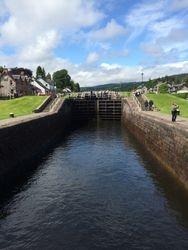 Fort Augustus & Loch Ness