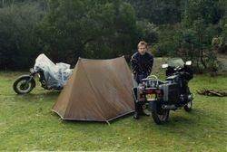 1989 'Not' the Alpine Rally @ Perkins Flat -  Jeff Rosenstrauss' memories