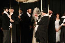 Taking their vows 3