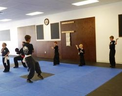 Children's Self Defense Classes