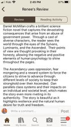 Renee Review of Eve of Ascension
