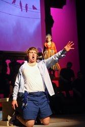 Matthew Bruce as Candide