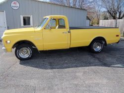 15. 69 Chevy truck