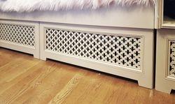 Radiator Enclosure Bench