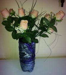 Just Because Keepsake Vase